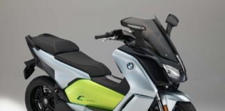 BMW-C-Evolution-electric-scooter-Dubai-UAE