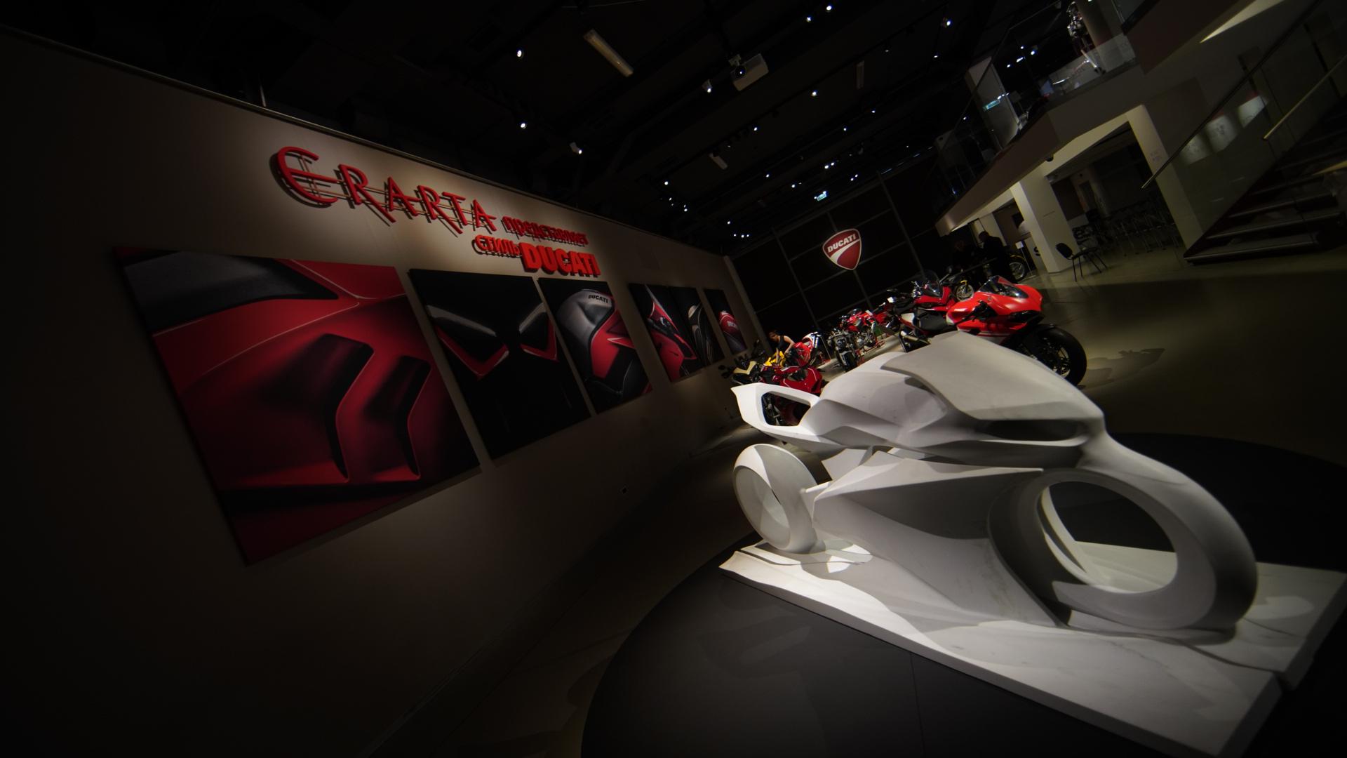 Ducati Style-exhibition-uae-dubai