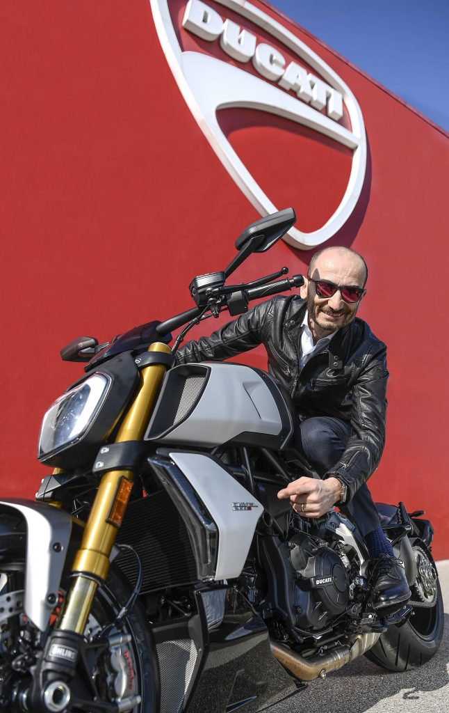 Claudio_Domenicali_Ducati-CEO-Diavel_1260-uae-dubai
