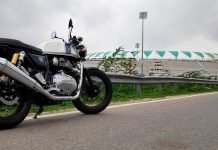 Royal Enfield Continental GT 650 HD Wallpaper-uae-dubai